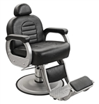 Collins Cobalt Omega Barber Chair - COL-B30