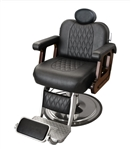 Collins Commander Supreme Barber Chair - COL-B60