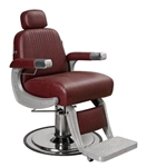 Collins Cobalt Omega Barber Chair - COL-B70