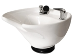 Collins Ergo Porcelain Tilting Shampoo Bowl