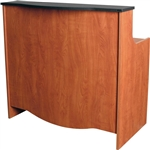 Collins Cameo Reception Desk