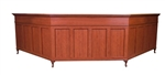 Collins Bradford Double Reception Desk