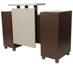 Collins Amati Amico Reception Desk