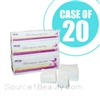 "3"" x 3"" Reflections Cotton Esthetic Wipes- 4000/bg"