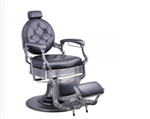 DIIR Mona Barber Chair Brushed Frame   DIIR-2111B