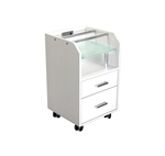Glasglow Pedicure Cart  DPI-NTRLY-5153