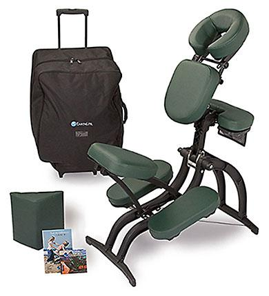EarthLite Avila II Portable Massage Chair Package  sc 1 st  Source One Beauty : professional massage chair - lorbestier.org