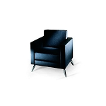 Rotary 1 Dryer Sofa by Gamma & Bross Spa