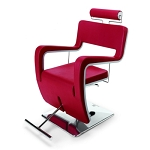 Tsunami MR Barber Styling Chair by Gamma & Bross S