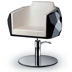 Crystalcoiff Styling Chair by Gamma & Bross Spa