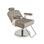 Barber Chair: MR Fantasy Eco Black by Gamma & Bross Spa - GNB-GCMF003PO