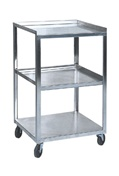 Paragon H-9 Stainless Steel Cart