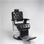 AYC Rowling Barber Chair Black