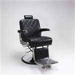 AYC King Barber Chair Black