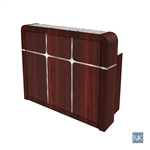 Avon Square Reception Desk JAT-NRTBL-833