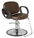 Jeffco Contour Hydraulic Styling Chair w/ G Base