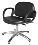 Jeffco Cella Lever-Control Shampoo Chair