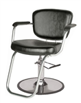 Jeffco Aero Hydraulic Styling Chair w/ G Base