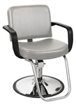 Jeffco Bravo Hydraulic Styling Chair w/ G Base