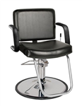 Jeffco Bravo Hydraulic All Purpose Chair