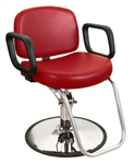 Jeffco Sterling II Hydraulic Styling Chair