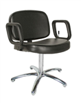 Jeffco Sterling Lever-Control Shampoo Chair