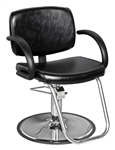 Jeffco Parker Hydraulic Styling Chair w/ G Base