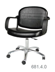 Jeffco Regent Task Chair w/ Casters