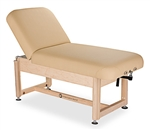 "Living Earth Crafts Napa Facial Spa Treatment Table Trestle Base w/ PowerAssistâ""¢"
