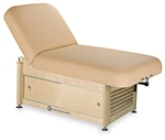 "Living Earth Crafts Napa Facial Spa Treatment Table Cabinet Base w/ PowerAssistâ""¢"