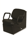 Belvedere  Electric Siesta Backwash Chair   PSSR24C-BL