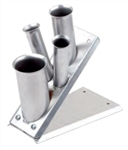 Pibbs 1551 Silver Mini Table Mount Holder