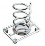 Pibbs 1559 Twist Flat Iron Holder Table Base