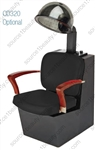 Pibbs 3862 Verona Dryer Chair - Black Laminate Base