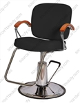 Pibbs 5906A Samantha Hydraulic Styling Chair