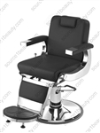 Pibbs 659 Capo Barber Chair w/1608 Base