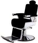Pibbs 660 Grande Barber Chair w/ 1608 Base