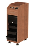 D38WD Lockable Utility Cabinet