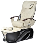 Pibbs PS60-2 Siena Turbo Jet Pedi Spa - Shiatsu Massage (Beige)