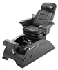 Pibbs PS85A Portofino Turbo Jet Pedi Spa w/Massage and Reclinable Black Base
