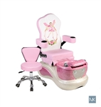 AYC Pink Pixie  - Kids Pedicure Spa  SNS-KSPA-111515-PNK