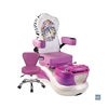 AYC Super Star  - Kids Pedicure Spa  SNS-KSPA-111515-PUR