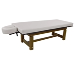 Touch America Solterra Teak Massage Table