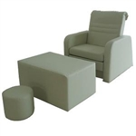 Touch America Destiny Foot Massage Chair Sets
