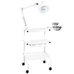 Equipro, Equipro TS-3 Deluxe Trolley Table 51100