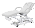 Tami Luxury Electric treatment table in White  - USA-2234