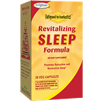 Revitalizing Sleep Formula by Enzymatic Therapy from Marty Ross MD Supplements Image