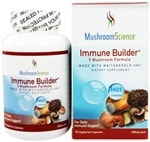 Immune Builder Supplement - 5 Mushroom Formula