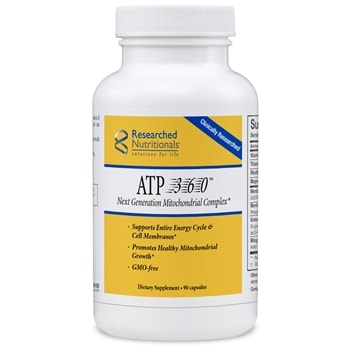 Researched Nutritionals ATP 360 Supplement From Marty Ross MD