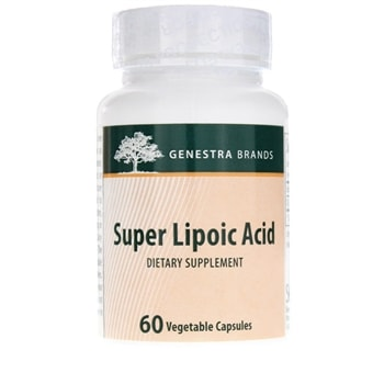 Super Lipoic Acid by Genestra from Marty Ross MD Supplements Image